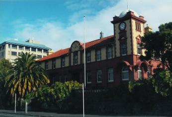 Tauranga's old post office (1906)