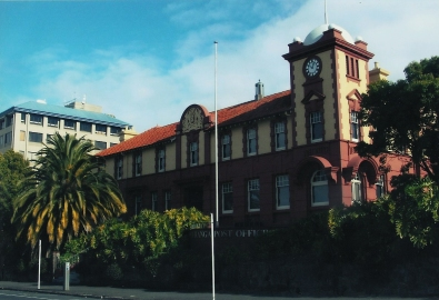 Tauranga's old post office (1906)